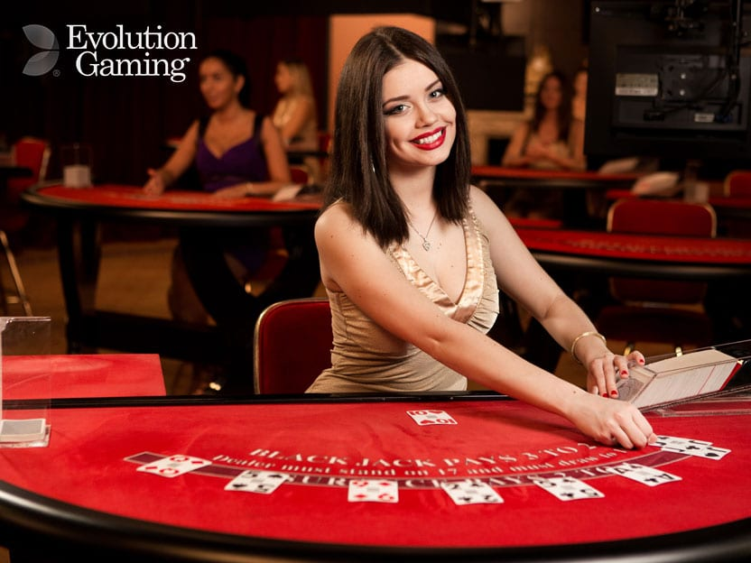 Evolutions Gaming Croupier